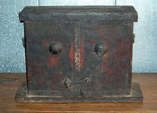 Early Shrine Box