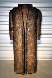 Tree Bark Coat
